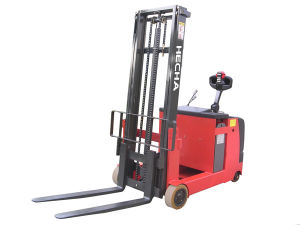 1.2ton Counterbalance Electric Pallet Stacker pictures & photos