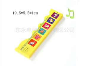 Children′s Talking Book Module/ Music Chip/Sound Pad pictures & photos