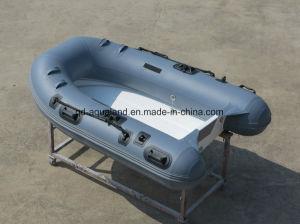 Aqualand 8feet 2.4m Rigid Inflatable Fishing Boat/Rib pictures & photos