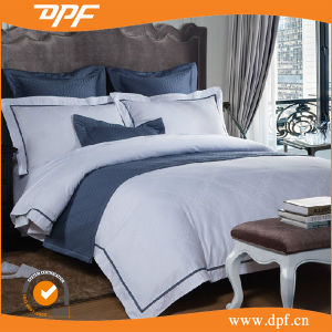 China Supplier Quality Comforterset Cotton White Hotel Duvet Cover Set pictures & photos