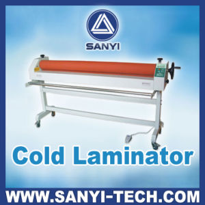 Electric / Manual Cold Laminator pictures & photos