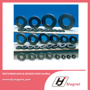 Customized Factory Ring Ferrite for Motor Magnet pictures & photos