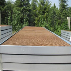 Evaporative Cooling Pad for Ventilation in Cow House pictures & photos