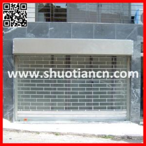 Stainless Steel Grille Rolling Security Door pictures & photos