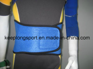 Customized Neoprene Slimming Support, Neoprene Waist Belt pictures & photos