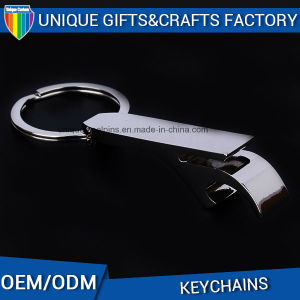 Multifunctional Metal Keychain Bottle Opener for Adult Gift pictures & photos
