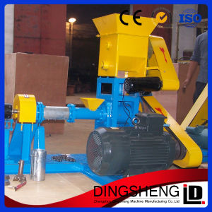 Factory Manufacturing Floating Fish Feed Pellet Making Machine, Pellt Mill pictures & photos