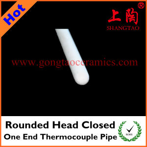 Rounded Head Closed One End Thermocouple Pipe pictures & photos