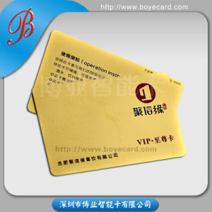 RFID Contactless Smart Card for Membership Manage pictures & photos