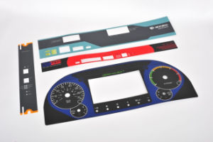 Thin Film Button Inscription Board pictures & photos