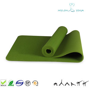 Mylon Classic TPE Yoga Mats Illuminating Colors Eco Safe Free From Phthalates and Latex