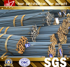 Bs Hot Rolled Steel Rebar