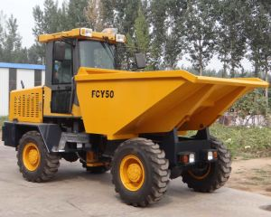 Factory Supply 5tons Load Mini Site Dumper pictures & photos