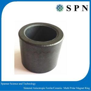 Ferrite Magnet Rings for Motor Sintered Anisotropic Rings pictures & photos