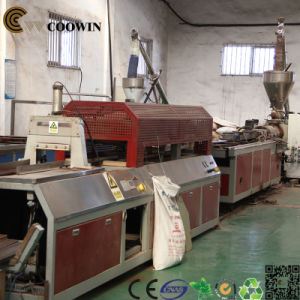WPC Decking Panel Extrusion Production Line pictures & photos