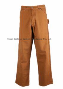 Wholesale Industrial Canvas Cargo Pants pictures & photos