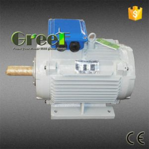 Wind Powered/Water Powered Permanent Magnet Generator 1kw 10kw 100kw 1MW pictures & photos