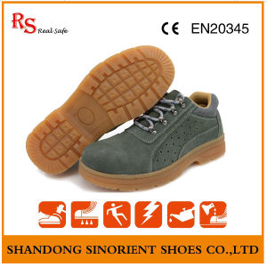 Soft Sole Ladies Safety Shoes for Athletic Work RS811 pictures & photos