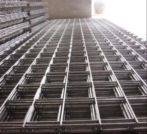 Welding Steel Construction Brc Welded Mesh/Concrete Reinforcing Mesh pictures & photos