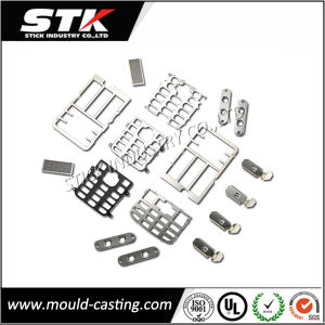 Custom Made Sheet Metal Stamping Punching Parts for Electronic Components pictures & photos