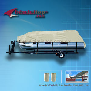 Pontoon Boat Cover (ECP600-C)