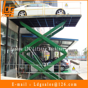 Hydraulic Scissor Car Lift (SJG3-6)