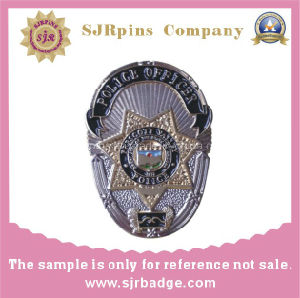 Soft Enamel 3D Police Badge, Medal pictures & photos