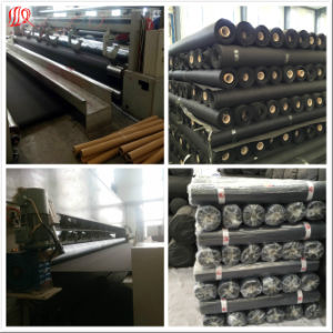 Black Polypropylene Non Woven Geotextile with Hot Iron for Reinforcement pictures & photos
