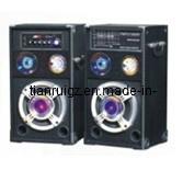 FM USB Speaker 2.0 Professional Speaker (10S) pictures & photos