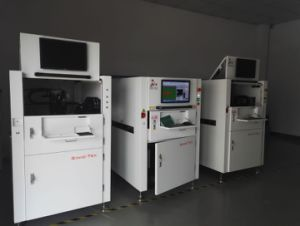 3D Online SMT Inspection Machine Solder Paste Inspection with High Precision pictures & photos