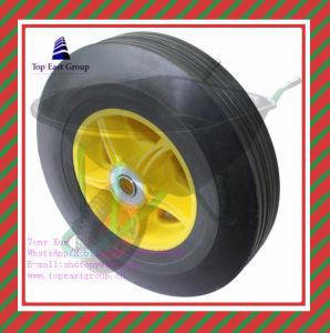 Super Quality Long Life New PU Foam Wheel with 400-8 pictures & photos