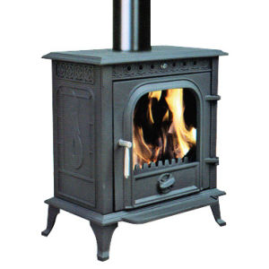 CE Certificated Cast Iron Heater, Wood Burner, Stove (FIPA074) pictures & photos