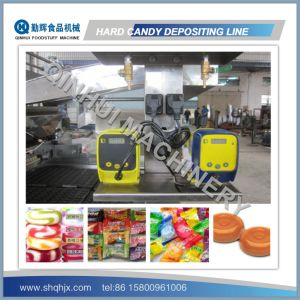 PLC Control&Full Automatic Hard Candy Making Machinery pictures & photos