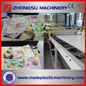 Plastic Decorative Artifical Marble Sheet Machine Branch pictures & photos