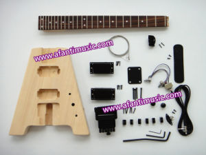 on Sale DIY Headless Electric Guitar Kit (AWT-817K) pictures & photos