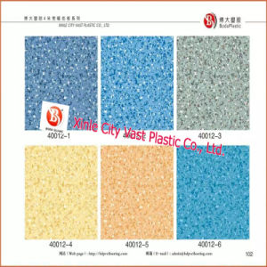 Vinyl Roll PVC Flooring for Office Business pictures & photos