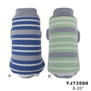 Wholesale Japan Dog Clothes, Pet Sweater (YJ73588) pictures & photos