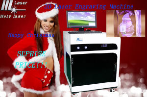 Crystal Crafts 3D Laser Inner Subsurface Engraving Machine (HSGP-4KD) pictures & photos