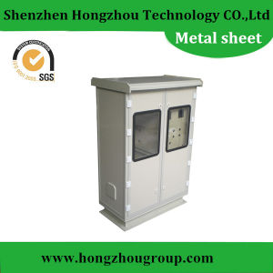 Sheet Metal Electrical Power Switch Cabinet with Ce Certification pictures & photos