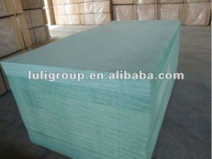 Green Color Water Proof MDF Board pictures & photos
