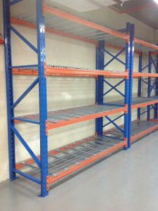 Heavy Duty Rack Metal Heavy Duty Panel Racking pictures & photos