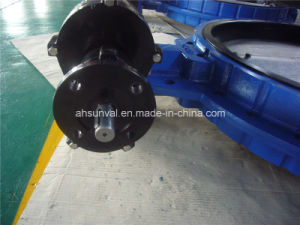 Pn10/Pn16 Wafer Type Butterfly Valve pictures & photos