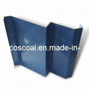 Customized Aluminum/Aluminium Extrusion (Anodized colors are optional) pictures & photos