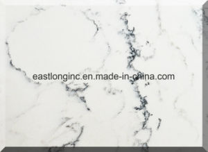 Marble Color Artificial Quartz Stone Kithcen Countertop pictures & photos
