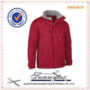 OEM Winter Hoodie Jacket Wholesale Men Jacket pictures & photos
