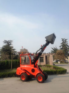 Zl08f Mini Telescopic Wheel Loader with Ce pictures & photos
