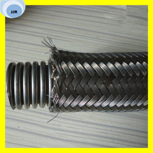 Gas Supply Stainless Steel Corrugated Hose pictures & photos