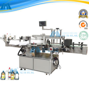 Automatic Labeling Machine for Flat& Round Bottles pictures & photos