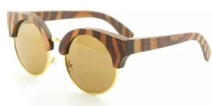 New Popular Fashion Style Wooden Bamboo Sunglasses pictures & photos