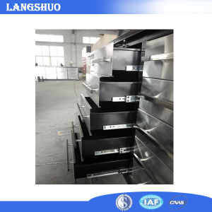 High Quality Stainless Steel Tool Box Roller Cabinet/ 20 Drawers Tool Box Made in China pictures & photos
